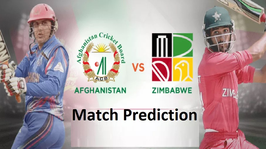 Afghanistan vs Zimbabwe 5th ODI