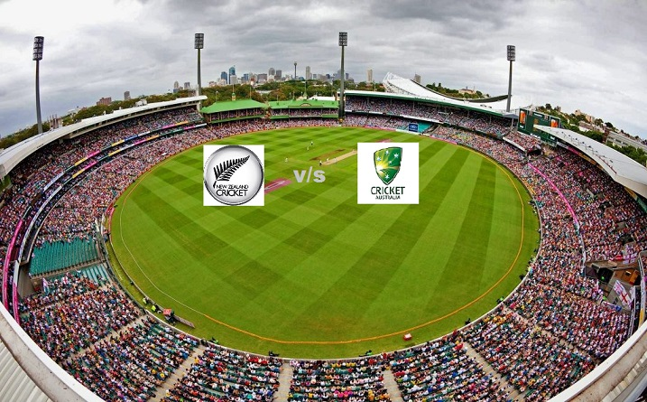 New Zealand Vs Australia 5th T20